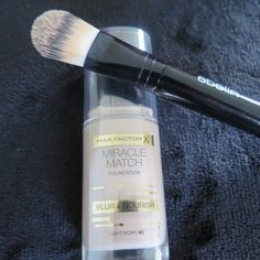 "Miracle Match von "" Max Factor "" #beauty #forme #miracle #miraclematch #makeup"
