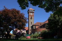 Beautifully green ecotourism destinations: Portland, Oregon.
