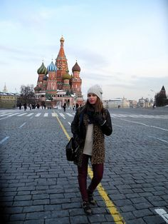 Cotton Candy shots: Moscow Diary part 3...