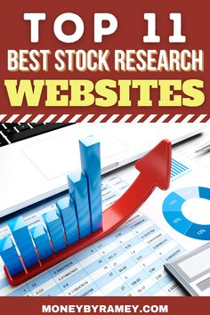 Welcome to my top 11 Best Stock Research websites. I use each of these sites on a daily basis to research stocks that help grow my passive income on a daily basis.nnIn this post, I will go into detail about why I select these particular websites as the 'best in class' when it comes to investing research. Click the photo to learn more. #ideas #investing #stock #dividends #finance #financialplanning #financialfreedom #money #money #investments #financial #tips #howto #personalfinance Research Websites, Stock Research, Managing Money, Money Saving Tips, Financial Tips, Financial Planning, How To Start A Blog, How To Make Money, Investing For Retirement