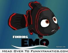 Finding emo xD