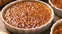 Impress your holiday guests with this Pumpkin Pie Creme Brulee from Naples Italian Restaurant