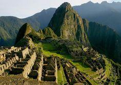 Macchu Piccu, Peru must-see