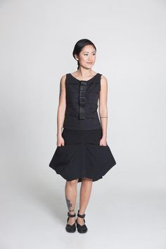Shop Ruttuleija top from bang, design & re use in Tops, available on Tictail from kr in Small, Medium, Large Women's Tops, Bangs, Designers, Shopping, Black, Dresses, Fashion, Fringes, Vestidos