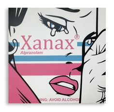 Ben Frost, Xanax: Avoid Alcohol, 2015, StolenSpace Gallery