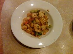 Brian's Shrimp Masterpiece | Advocare Tips