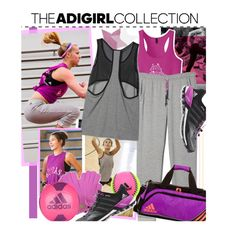 Show Off Your adGIRL Style: Contest Entry by bamaannie on Polyvore featuring polyvore, fashion, style and adidas