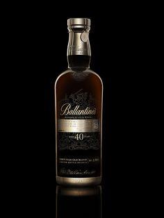 Ballantine's Scotch Whiskey (40 éves)