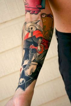 unterarm-tattoo-sterne-märchenhafte-wesen-männer.jpeg (600×901)