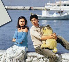 Shah Rukh Khan and Rani Mukherji - Chalte Chalte (2004) Bollywood Wallpaper BOLLYWOOD WALLPAPER : PHOTO / CONTENTS  FROM  IN.PINTEREST.COM #WALLPAPER #EDUCRATSWEB