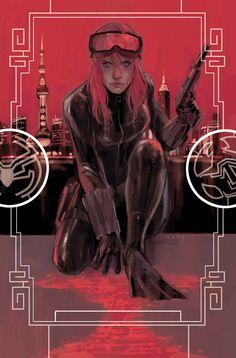 PHIL NOTO - Black Widow #2