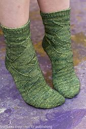 Cthulhu Waits, pattern by Hunter Hammersen. What Would Madame Defarge Knit? by Heather Ordover, Editor. cooperativepress.com