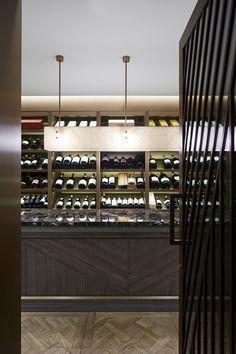 The Wine Palace by Humbert & Poyet