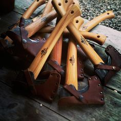 Gransfors Bruks Quality Gransfors hatchets are well-renowned for their quality axes and their Wildlife Hatchet is no exception.
