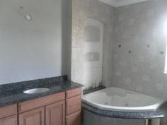 Pro #3520169   Zafiro Granite & Marble Works   Oviedo, FL 32765 Corner Bathtub, Granite, It Works, Marble, Sapphire, Oviedo, Granite Counters, Marbles, Nailed It