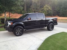 F150. cant wait to trade in for this. But in white