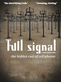 With over 3.5 billion cell phone users around the world, & thousands of towers popping up in neighborhoods, schools and rooftops, people are starting to feel the effects. Rising scientifically-backed concerns to our health can no longer be ignored!!