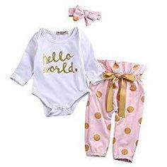 Baby Girls Newborn Outfit Gallery best ba coming home outfits for ba boys and girls 2020 Baby Girls Newborn Outfit. Here is Baby Girls Newborn Outfit Gallery for you. Baby Girls Newborn Outfit ba girls infant layette her royal cuteness new. Cute Newborn Baby Girl, Baby Girl Romper, Baby Girl Dresses, Baby Girls, Infant Girls, Ruffle Romper, Playsuit Romper, Ruffle Skirt, Infant Toddler