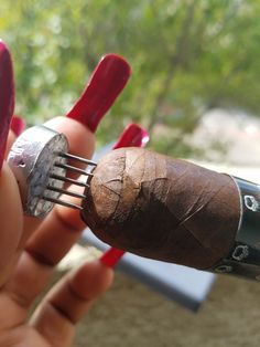 The Super Punch By: Cigar Explorations on Instagram #dallascigarartqueen