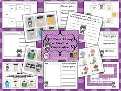 learning activities to go along with your favorite Laura Numeroff books!