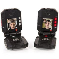 kids toy Spy Gear Video Walkie Talkies 2 away audio creative thinking new #SpyGear