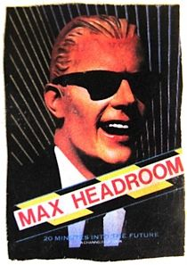 Pin for Later: These 18 Sci-Fi Shows Are the Escape From Reality You Need Max Headroom This was a more Americanized version of the original Minutes Into the Future) but it introduced the mainstream TV viewing world to cyberpunk. Cool Handshakes, Max Headroom, 1980s Tv, Sci Fi Tv Shows, Best Sci Fi, Uk Tv, Ready Player One, Best Tv Shows, Good Movies