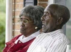 Longest Living Married Black Couple Shares Why They're Still Married --married 86 years