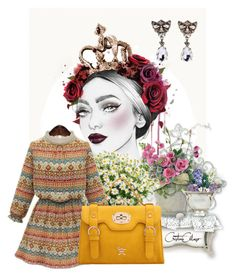 """""""Rosegal I/5"""" by belle-papillon ❤ liked on Polyvore featuring vintage"""
