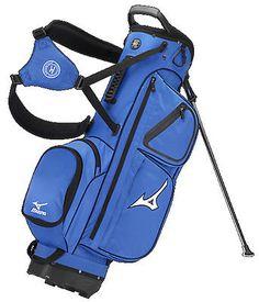 Golf Club Bags 30109: Mizuno Elite Stand Bag Previous Season Royal -> BUY IT NOW ONLY: $110.96 on eBay!