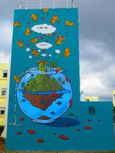 Jace: La Réunion, destination street art / mouv'