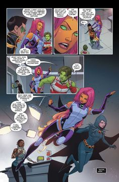 """Teen Titans: Rebirth #10: """"Blood Of The Manta"""" PART 2   Page 17 out of 22 Dc Comics Art, Manga Comics, Marvel Dc Comics, Comic Book Style, Comic Books Art, Titans Rebirth, Arte Grunge, Drawing Superheroes, Robin"""