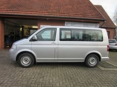 Volkswagen Multivan Comfortline -  Unfallfrei  Van/Kleinbus, Gebrauchtfahrzeug Verfügbarkeit: Sofort  EZ 10/2