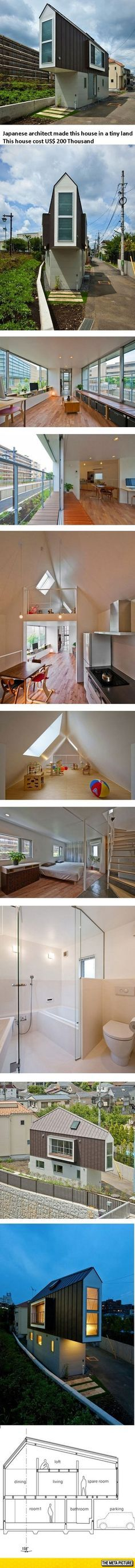 Clever Japanese Architecture
