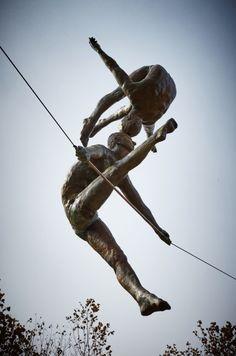 Galeria - Jerzy Kedziora - Balancing Sculptures