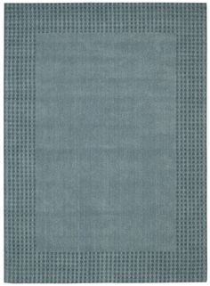Kathy Ireland Cottage Grove Ocean Area Rug By Nourison KI700 OCEAN (Rectangle)