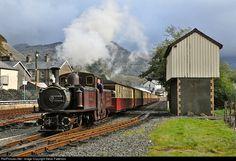RailPictures.Net Photo: 10 Ffestiniog Railway Steam 0-4-4-0T at Wales, United Kingdom by Steve Patterson
