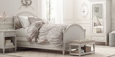 Girl Bedroom Collections | Restoration Hardware Baby & Child