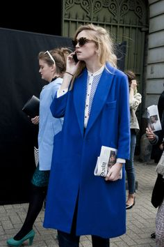 London Fashion Week Spring 2014: Sophisticated and bright