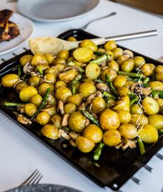 Just Eat It, Kung Pao Chicken, Vegan Recipes, Vegan Food, Side Dishes, Grilling, Tasty, Vegetables, Ethnic Recipes