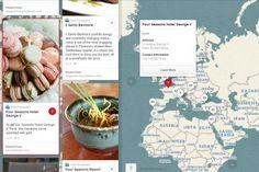 Sur Pinterest, une nouvelle fonctionnalité dédiée aux vacanciers Four Seasons Hotel, Photos Du, Paris France, Cool Stuff, Baby Born