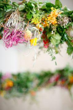 A guide to floral chandeliers Floral Chandelier, Narrowboat, Bloom, Display, Bathroom, Plants, Beautiful, Floor Space, Washroom