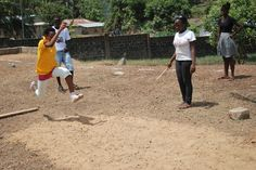 One of the students of the Child Rescue Centre participates in the Long Jump on Sports Day.  http://helpingchildrenworldwide.org/children/