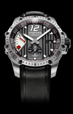 The bold, sophisticated and racing-inspired Superfast Power Control #watch is now available in stainless steel