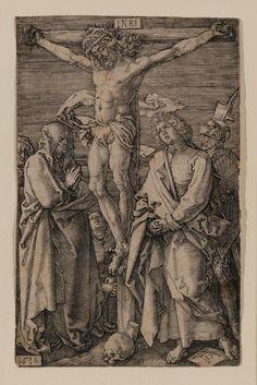 Crucifixión  Alberto Durero