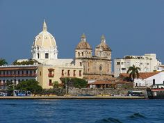 The walled city of Cartagena