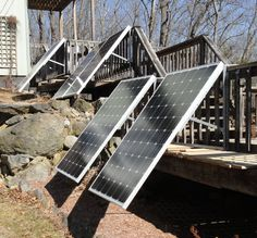 Going For Solar � DIY Small Scale Solar