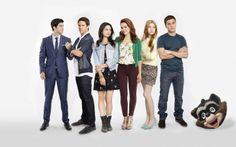 Happyland 2014 TV Show Characters wallpaper | Best HD Wallpapers