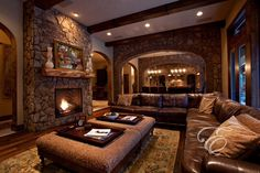 Ideas for my Tuscan living room redesign