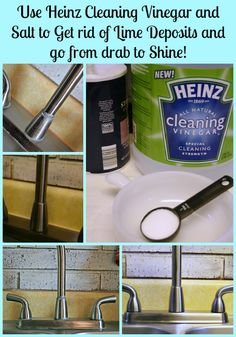 Get Rid of Lime Deposits using Eco-Friendly Products