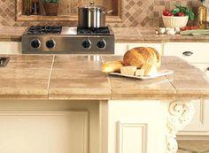 Counter Tops Kitchen Stone Kitchen Island Tiles And Kitchen Countertops Quartz Vs Solid Surface – twwbluegrass.info
